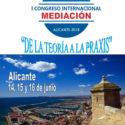 I Congreso Internacional de Mediación