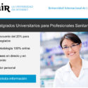 Postgrados Universitarios para Profesionales Sanitarios
