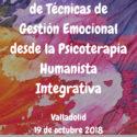 Seminario – Técnicas de Gestión Emocional desde la Psicoterapia Humanista Integrativa