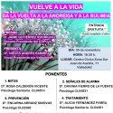 La Psicología hoy: ¿Qué puede hacer por ti? – Valladolid – Grupo de Trabajo TCA