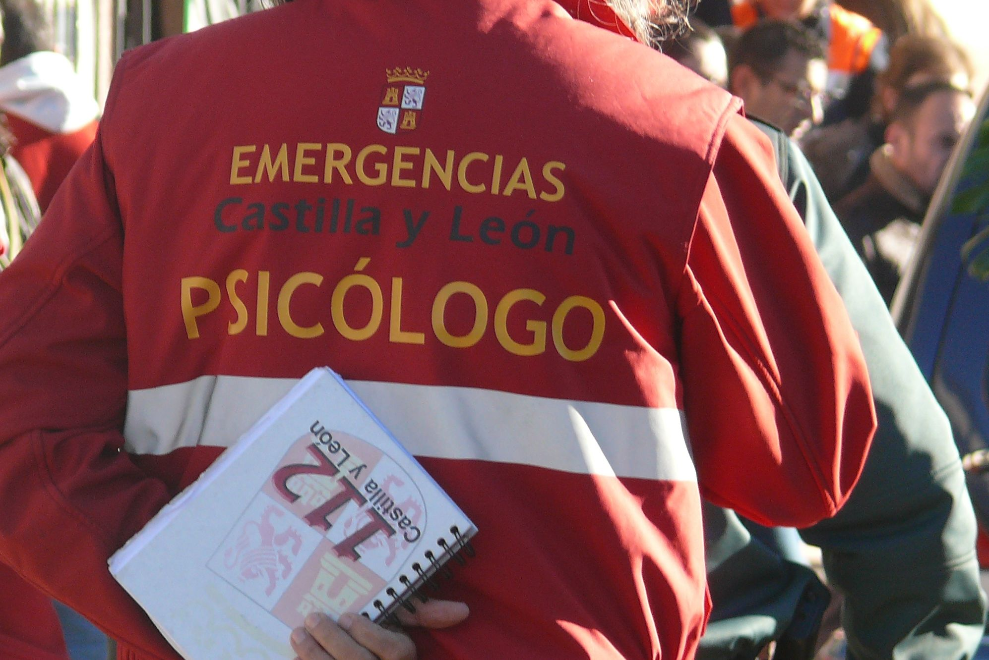 emergencias psicólogos